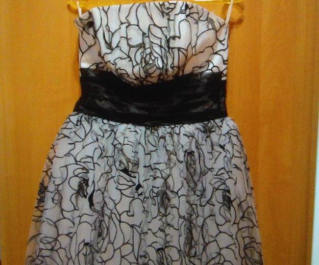 Платье на выпускной или праздник. Фото 1. Зеленоград.