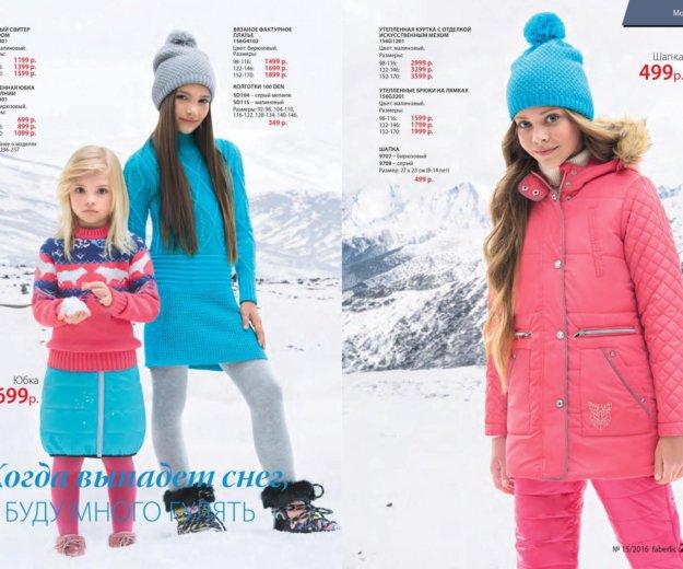 Одежда для девочек 98-170. Фото 1. Курск.