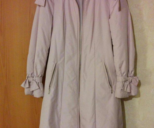 Пальто. Фото 1. Железнодорожный.