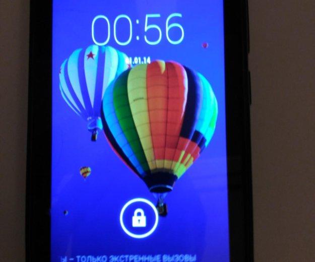 Смартфон леново а328. Фото 1.