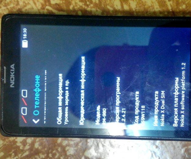 Nokia x dual sim. Фото 1. Кострома.