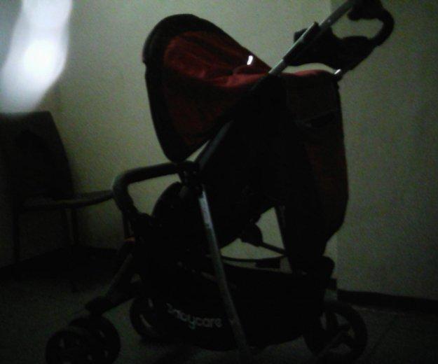 Коляска babycare voyager. Фото 3. Москва.