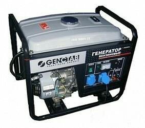 Генератор (бензиновый) 2 квт genctab gsg-2500cl. Фото 1. Мытищи.