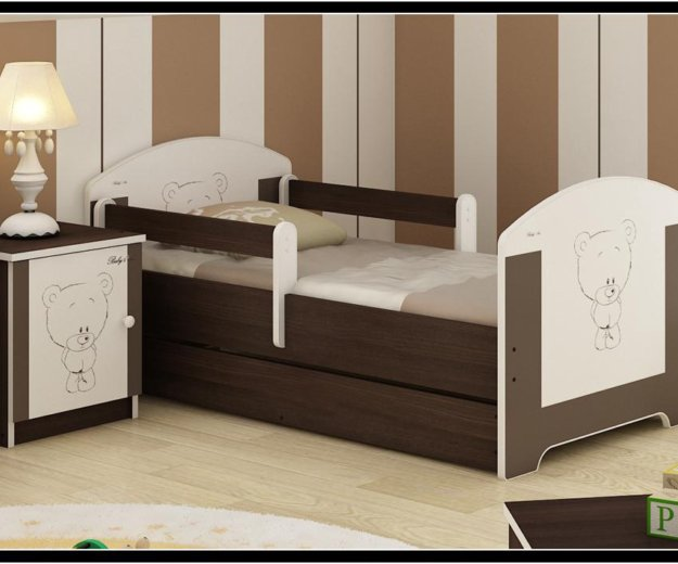 Кровать 140/70 oskar baby boo. Фото 2. Калининград.