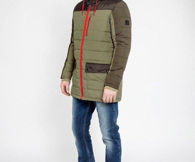Куртка мужская зимняя. Фото 3. Видное.