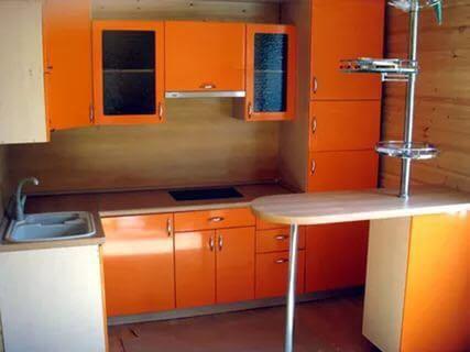 Кухня арт 5743. Фото 1. Видное.