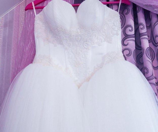 Свадебное платье. Фото 2. Нижний Новгород.