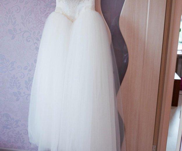 Свадебное платье. Фото 3. Нижний Новгород.