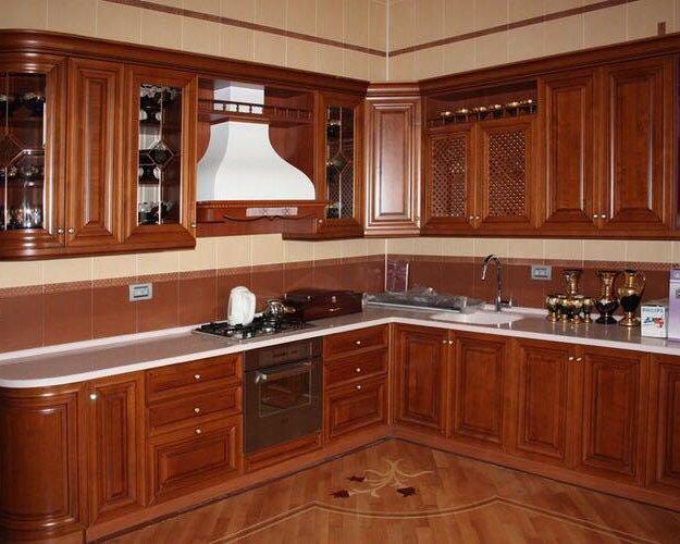 Кухня арт 8866. Фото 2. Москва.