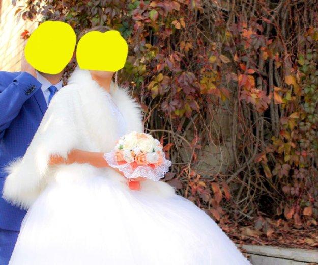 Свадебная шубка. Фото 1. Сочи.