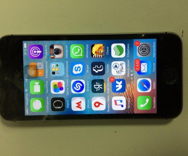 Iphone 5s. Фото 3. Москва.