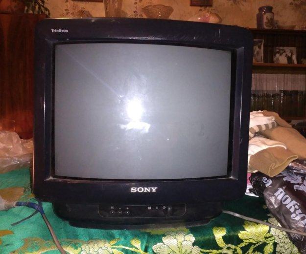Телевизор сони. Фото 2. Санкт-Петербург.