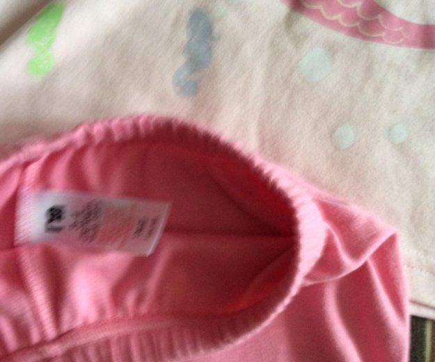 Новая пижама mothercare для девочки. Фото 3. Москва.