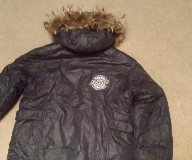 Зимняя куртка  на рост 140. Фото 2. Москва.