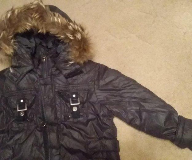 Зимняя куртка  на рост 140. Фото 4. Москва.