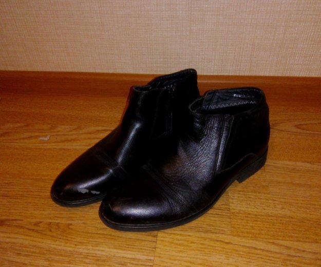 Ботинки. Фото 1. Краснодар.