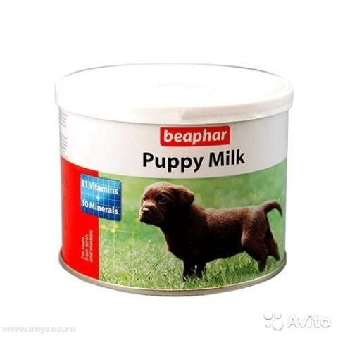 Сухое молоко для щенков. Фото 2.