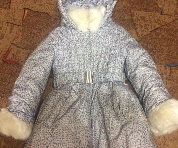 Тёплая зимняя куртка. Фото 4. Москва.