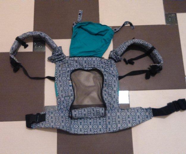 Эрго-рюкзак +слинг. Фото 2. Батайск.