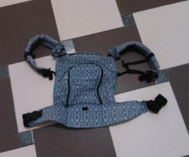 Эрго-рюкзак +слинг. Фото 3. Батайск.