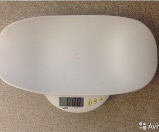 Весы детские laica. Фото 2. Лобня.
