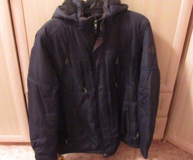Мужская зимняя куртка. Фото 1.