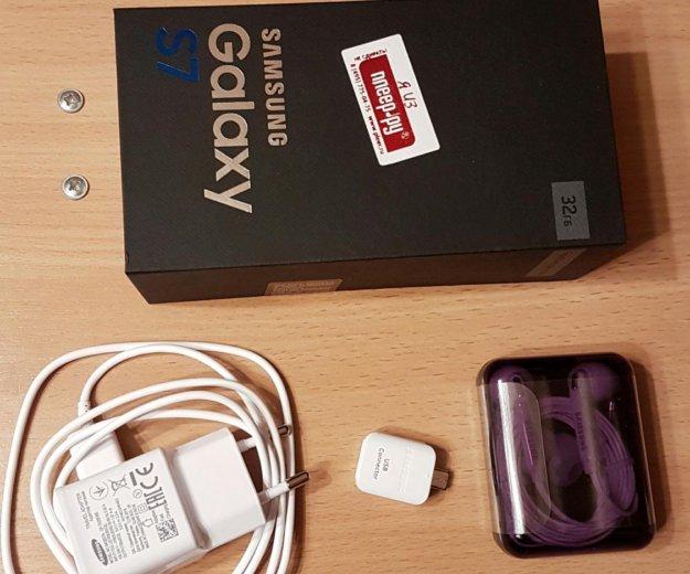 Samsung galaxy s7 32gb silver platinum. Фото 3.