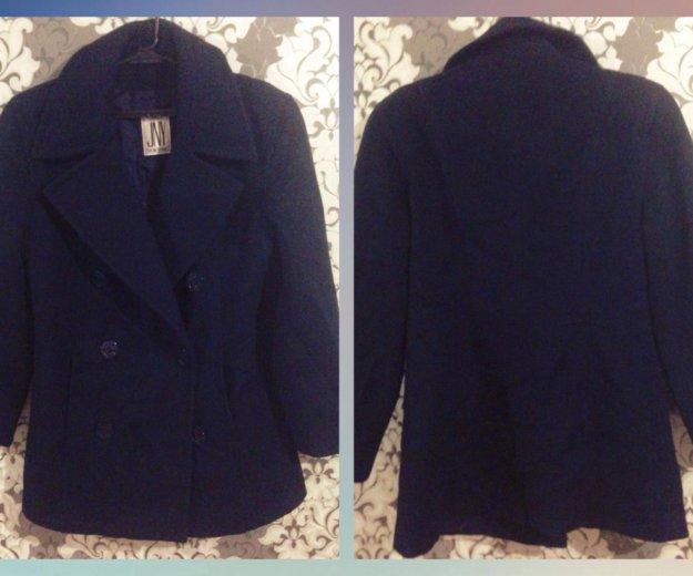 Пальто 48 шерсть. Фото 3.