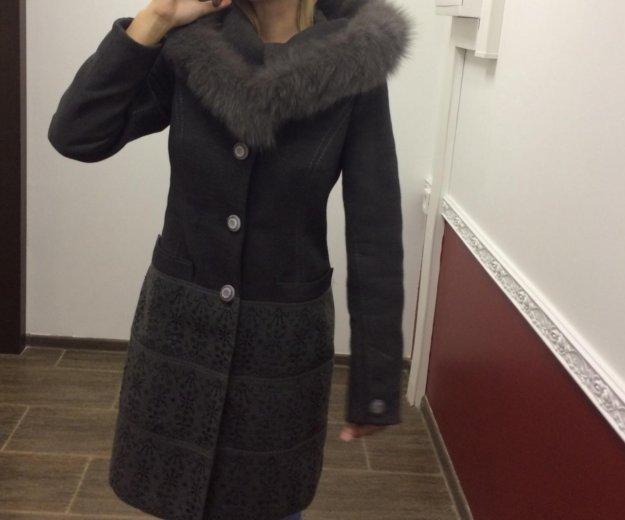 Пальто женское зимнее. Фото 1. Москва.