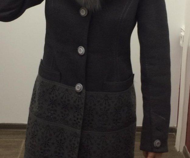 Пальто женское зимнее. Фото 4. Москва.