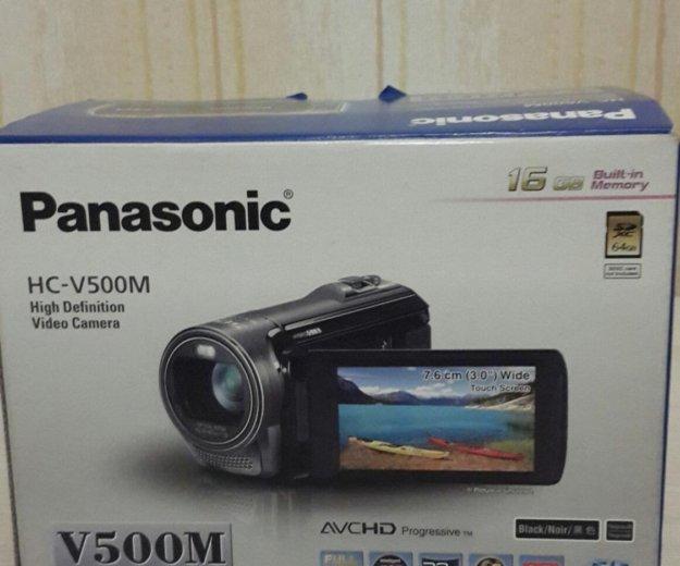 Panasonic hc-v500m. Фото 2. Нижний Новгород.