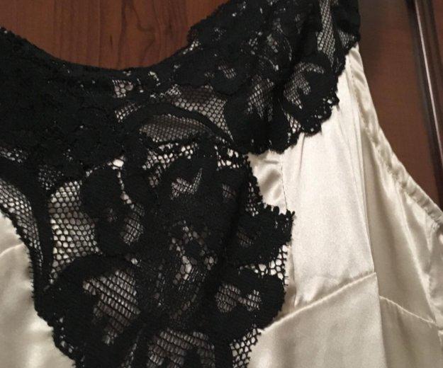 Новое шелковое платье twin set оригинал. Фото 1. Москва.
