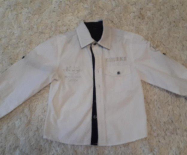 Рубашка для мальчика. Фото 1. Иваново.