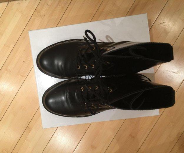 Итальянские ботинки cult. Фото 4.