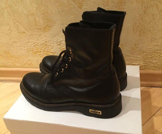 Итальянские ботинки cult. Фото 1.