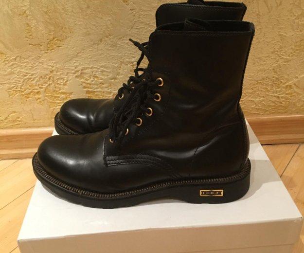 Итальянские ботинки cult. Фото 2.