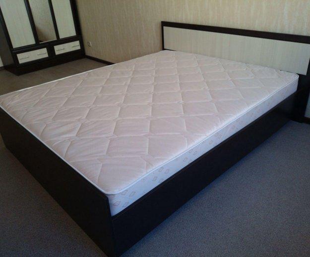 Новая кровать фиеста с матрасом. Фото 1. Санкт-Петербург.