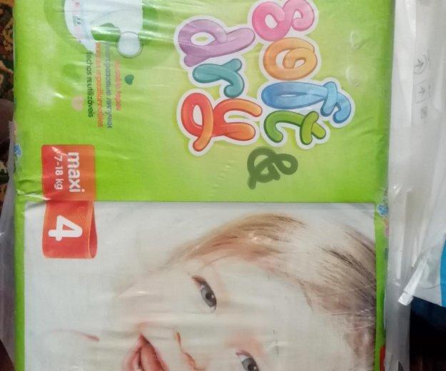 Детские подгузники и пеленки soft&dry. Фото 3. Зеленодольск.