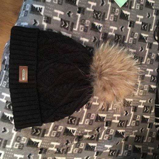 Зимняя шапка для мальчика. Фото 1. Королев.