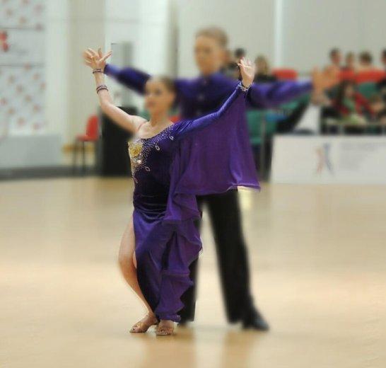 Платье для латиноамериканской программы.. Фото 3. Москва.