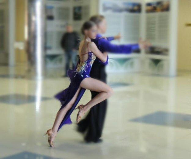 Платье для латиноамериканской программы.. Фото 1. Москва.