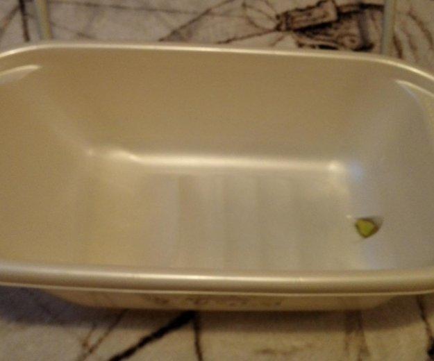 Ванночка детская с подставкой+подарок. Фото 3.