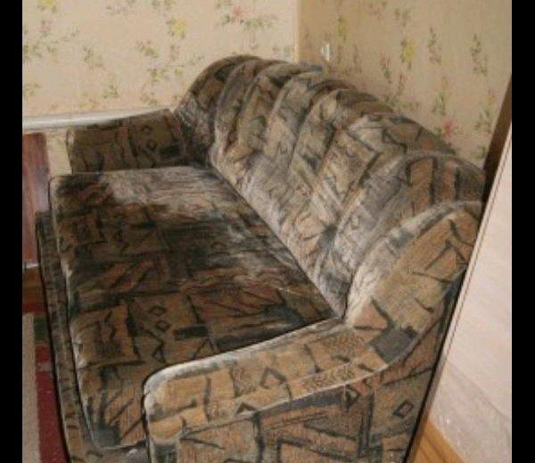 Диван с креслом. Фото 2. Алексеевка.