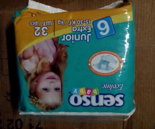 Детские подгузники и пеленки soft&dry. Фото 4. Зеленодольск.