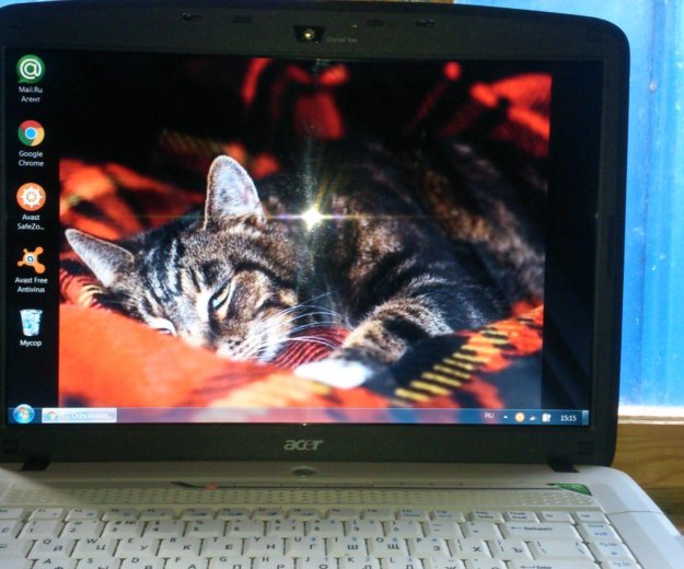 Ноутбук acer (телефон sony ). Фото 2.