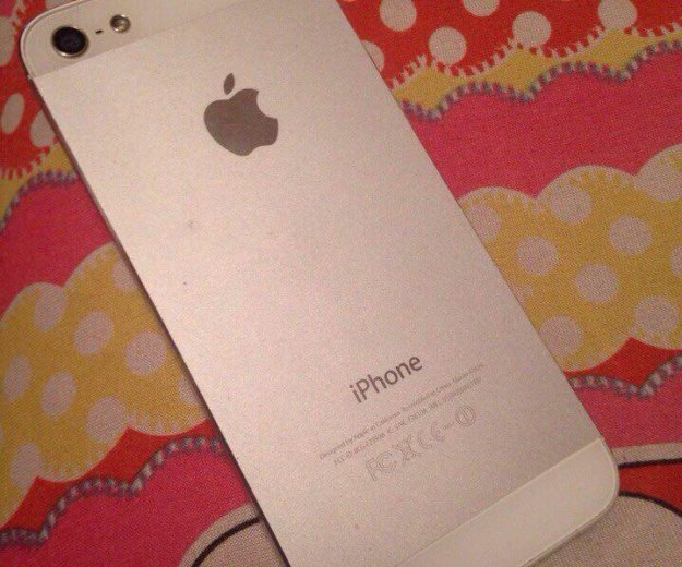 Aйфон 5. Фото 1. Валуйки.