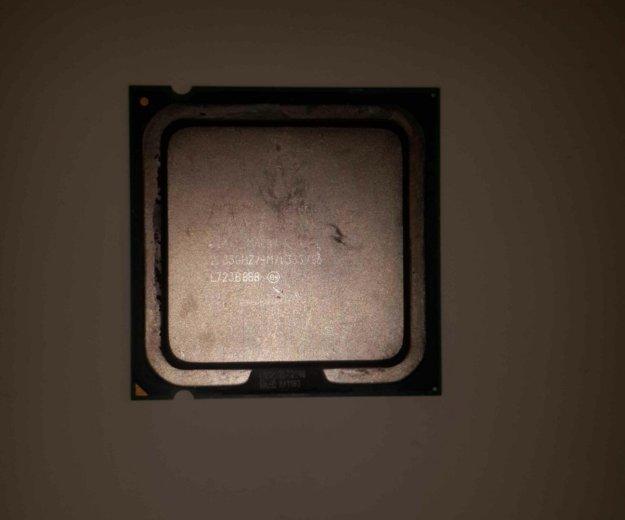 Процессор intel pentium d805. Фото 1. Новосибирск.
