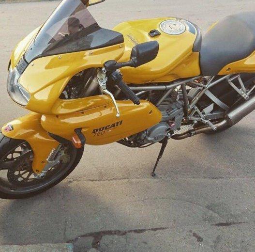 Ducati. Фото 3. Москва.