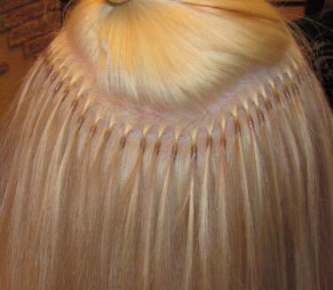 Наращивание волос 2000!. Фото 2. Сочи.