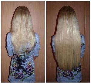Наращивание волос 2000!. Фото 4. Сочи.